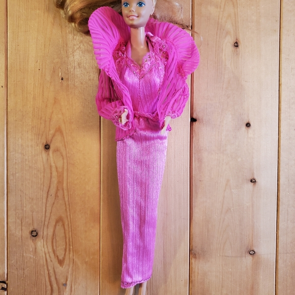 Vintage Barbie pretty reflections outfit